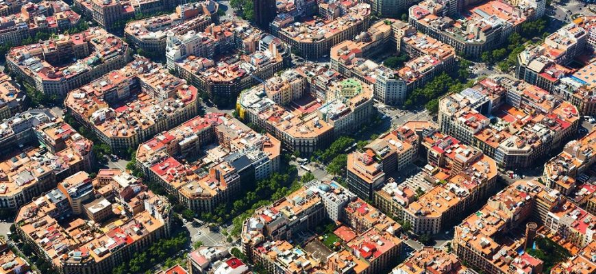 Krovovi javnih institucija u Barseloni pretvaraju se u vrtove